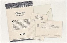 Love Story Wedding Invitation by susanschneiderdesign on Etsy, $4.50 So cute & perfectly themed!