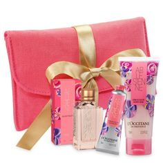 L'Occitane Enchanting Arlésienne Gift Set - includes Eau de Toilette, Shower Gel, and Hand Cream