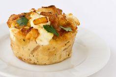 Caramelized Vidalia Onion Bread Pudding