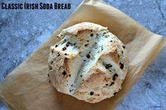 Classic Irish Soda Bread #TwelveLoaves