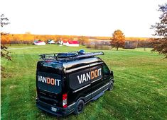 #VanDOIt offers several different kinds of #roofracks including Aluminess, Thule & Smitty Built Defender. The choice is yours, but as you can see, with these burley beasts you #van haul virtually anything, anytime, anywhere. #fullroofrack #vanroofrack #vanlife #vans #adventurevan #adventurevans #conversionvan #camping #campervan #roadlife #roadtrip #adventurelife #outdoor #travel #travellife #roofracks #vanhauling #haul #projectvanlife