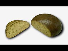 Украинский подовый хлеб. ГОСТ - YouTube