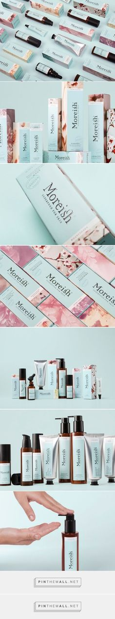 Moreish Skincare Branding by Milk | Fivestar Branding – Design and Branding Agency & Inspiration Gallery | Bath & Beauty packaging | Pinterest | Skincare, Bran… - created via https://pinthemall.net