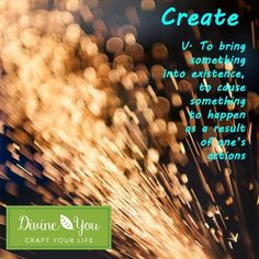 We can ALL create. Learn how with us at DivineYouCrafts.com #divineyoucrafts #consciouscrafting #mindfulart #mindfulness #joy #joyfulness #wordoftheday #qwords #inspiration #creativity #thinkaboutit #create #arteveryday #DIY #creativeyou