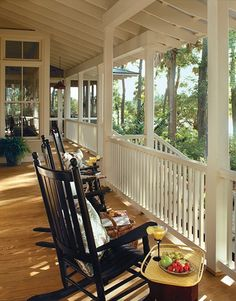 I am bound and determined to own a house with a big front porch :)