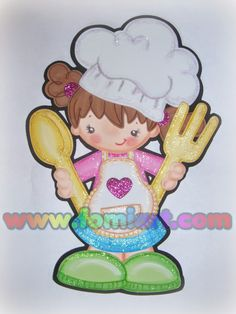 Cocinera.jpg (1200×1600)