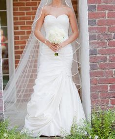 Pnina Tornai 'PTNLET' Size 2 Wedding Dress - Nearly Newlywed