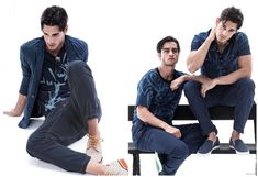Armani Jeans Spring Summer 2015 Catalogue Men 003 680x466 1 Picture