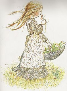 gifs et tubes sarah kay - Page 3 Holly Hobbie, Illustrations, Illustration Art, Toot & Puddle, Cute Art, Paper Dolls, Art For Kids, Vintage Cards, Cute Pictures