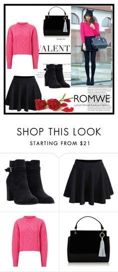 """Romwe 8/V"" by nermina-okanovic ❤ liked on Polyvore featuring Étoile Isabel Marant and romwe"