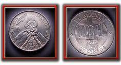 1000 Lei 2004 Hidden Treasures, Coins, Money, Rooms, Silver