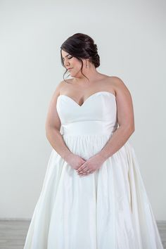 0679c336c69 78 Best Plus Size Wedding Gowns images in 2019