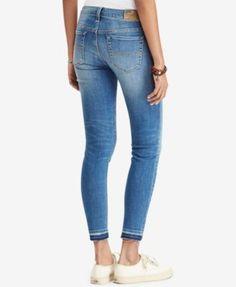 Denim & Supply Ralph Lauren Morgan Cropped Skinny Jeans - Kelsey 31