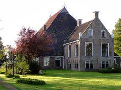 Harich kop-hals-rompboerderij uit 1811