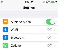 airplane mode find something - 236×200