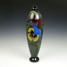 A pottery vase Noordwijk, Netherlands 1906 - 1910 Signed (see picture) Size cm. Picture Sizes, Pottery Vase, Art Decor, Home Decor, Design, Decoration Home, Room Decor, Home Interior Design