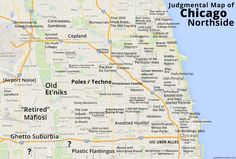 Poles/Techno = true story. Chicago - Northside, IL by An Edgewater Nerd An Edgewater Nerd Copr. 2014. All Rights Reserved.
