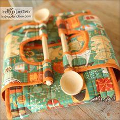 Casserole Carry-All Kitchen Pattern