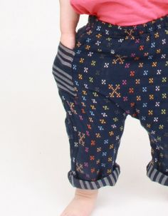 Confetti Mini Pants