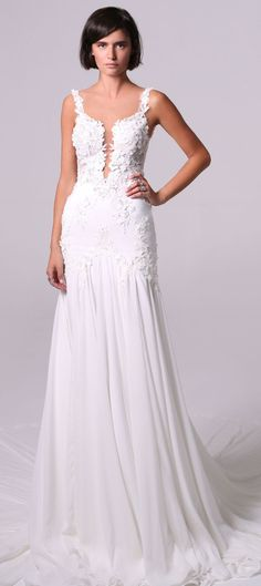 af48de56b93 20 Best Modern Love New Bridal Collection by Michal Medina images ...