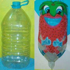 Reciclaje: Fresa come Bolsas