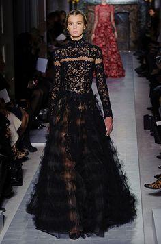 Valentino, Haute couture. SS2013