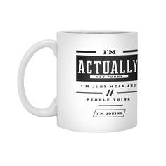 Sarcasm Level Expert - Funny Quotes Gift | diogocalheiros's Artist Shop Shopping Humor, Sarcasm, Funny Quotes, Jokes, Mugs, Artist, Gifts, Funny Phrases, Presents