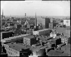 Richmond skyline - between 1900 and 1915