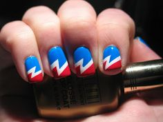 I'm so getting this done for July 4th