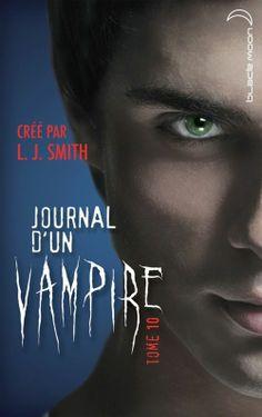 """""""Journal d'un vampire"""", L.J.Smith, Ed Hachette Black Moon, 11,99€ en version numérique, disponible sur www.page2ebooks.com ... et toujours le plaisir de lire !   #ado #vampire"""