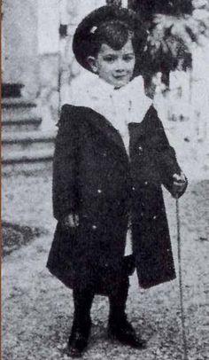young Salvador Dali