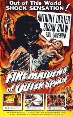 Fire Maidens from Outer Space - Wikipedia, the free encyclopedia