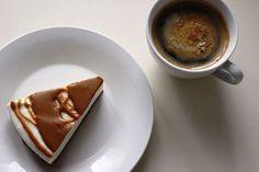 Karamelový nepečený cheesecake | Urob si sám