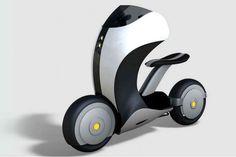 Virgin EScooter, un nuevo concepto de moto eléctrica del Grupo Virgin