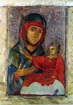 Black Virgin of St. Lucas, Bologna (ItalY)