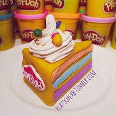 #PlayDoh #Cake