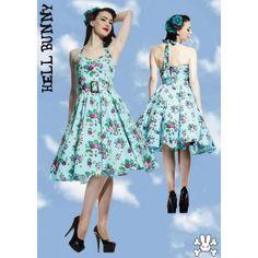 May Day Dress Blue - Bridesmaids