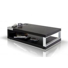 Gemstone Modern Wenge Coffee Table -