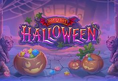 Online Casino Slot: Hot Hot Halloween at NightRush Online Casino Slots, Slot Online, Halloween Illustration, Hot Shots, Casino Games, Joker, Neon Signs, Broadway, The Joker
