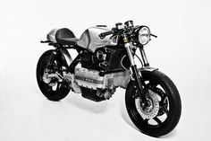 Bmw K Cafe Racer #motorcycles #caferacer #motos | caferacerpasion.com
