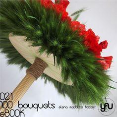 POPPIES BOUQUET #ebook #yauconcept #elenamadalinatoader #wood #100bouquets…