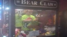 Toddler Found In Claw Crane Machine With Toys