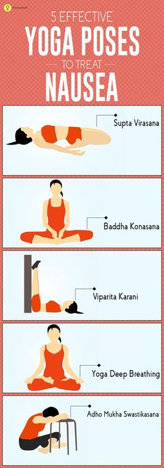 Nausea is a common condition and almost everyone has experienced it once. Nausea is a symptom of many conditions like pregnancy, stomach flu, motion-sickness or medications. Pregnancy Health, Pregnancy Workout, Pregnancy Tips, Pregnancy Yoga Poses, Prenatal Yoga Poses, Prenatal Exercise, Early Pregnancy, Pregnancy Outfits, Asana Yoga