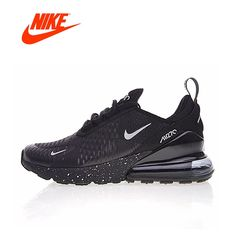 Original Nike Air Max 270 Men& Breathable Running Shoes Sport 2018 New Arrival Authentic Outdoor Sneakers Designer Nike Running, Running Sneakers, Running Shoes For Men, Air Max Sneakers, Sneakers Nike, Mens Running, Sneakers Fashion, Nike Shoes, Women's Shoes