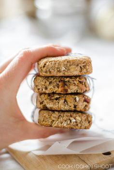 vegane Müsliriegel mit Kölln Müsli/ vegan oatbars