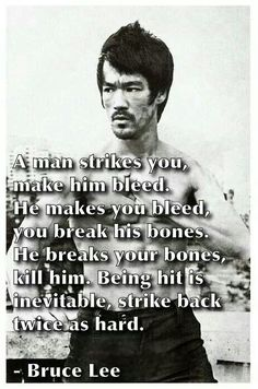 Wisdom Quotes : QUOTATION - Image : As the quote says - Description Great quote from martial arts master Bruce Lee. Great Quotes, Quotes To Live By, Life Quotes, Wisdom Quotes, Citations Sport, Jeet Kune Do, Bruce Lee Quotes, Motivational Quotes, Inspirational Quotes