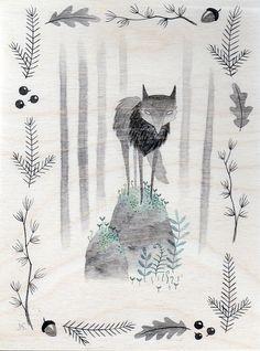 Wolf Panel