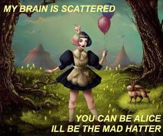 mad hatter by melanie martinez Mad Hatter Melanie, Melanie Martinez Mad Hatter, Melanie Martinez Quotes, Adele, Cry Baby, The Wombats, Music Is My Escape, Song Quotes, Crazy People