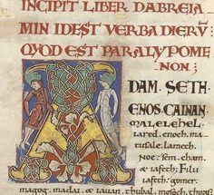 Bible de Saint-Yrieix. Fol 241 : détailhttp://www.bn-limousin.fr/items/show/2913