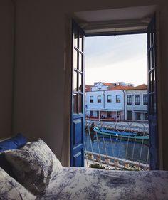 """Canais e casas coloridas um passeio por Aveiro, a """"Veneza de Portugal"""""""